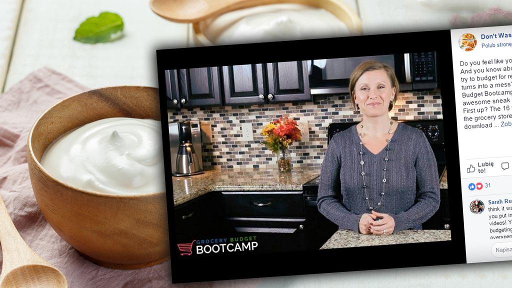 Blogerka zdradza, jak korzystać z mrożonego jogurtu.