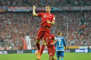 """Bundesliga. Niemieckie media: Lewandowski """"zapewnia happy end"""""""