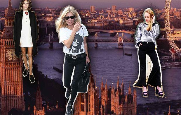 styl londyński, tajniki stylu mieszkanek największych miast, tajniki stylu