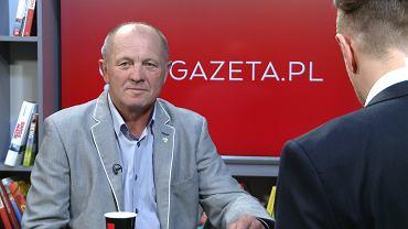 Marek Sawicki jest  gościem Piotra Maślaka w porannej rozmowie Gazeta.pl
