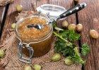 Konfitura agrestowa z sokiem jabłkowym - Zdjęcia