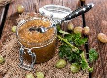 Konfitura agrestowa z sokiem jabłkowym - ugotuj