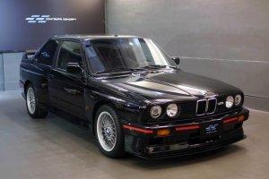 Aukcje   150 tys. dolarów za BMW M3 E30?