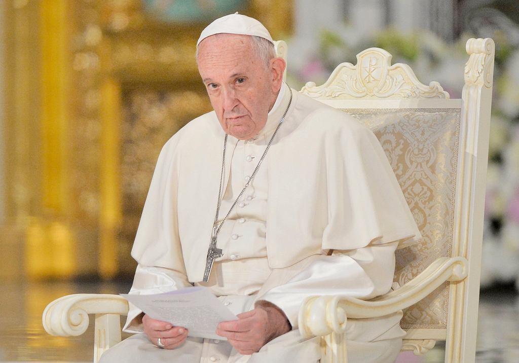 Papież Franciszek zaakceptował zmiany w tekście modlitwy 'Ojcze nasz'
