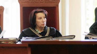 Sędzia Alina Czubieniak