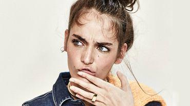 Zuzanna Bijoch w lookbooku Shopbop jesień 2015