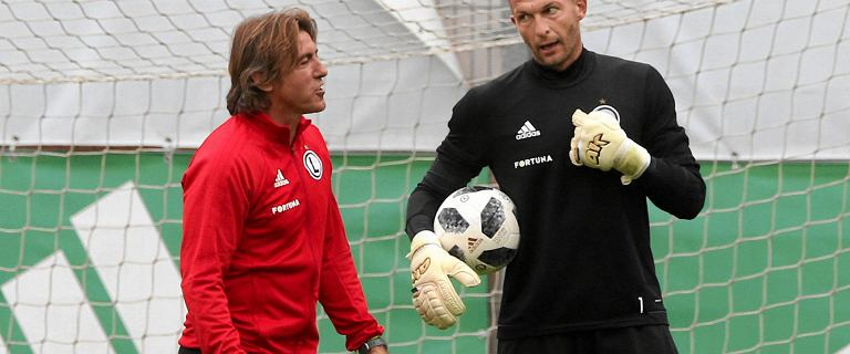 Ekstraklasa. Legia zaczęła drugi obóz. Ricardo Sa Pinto nie zmienił kadry