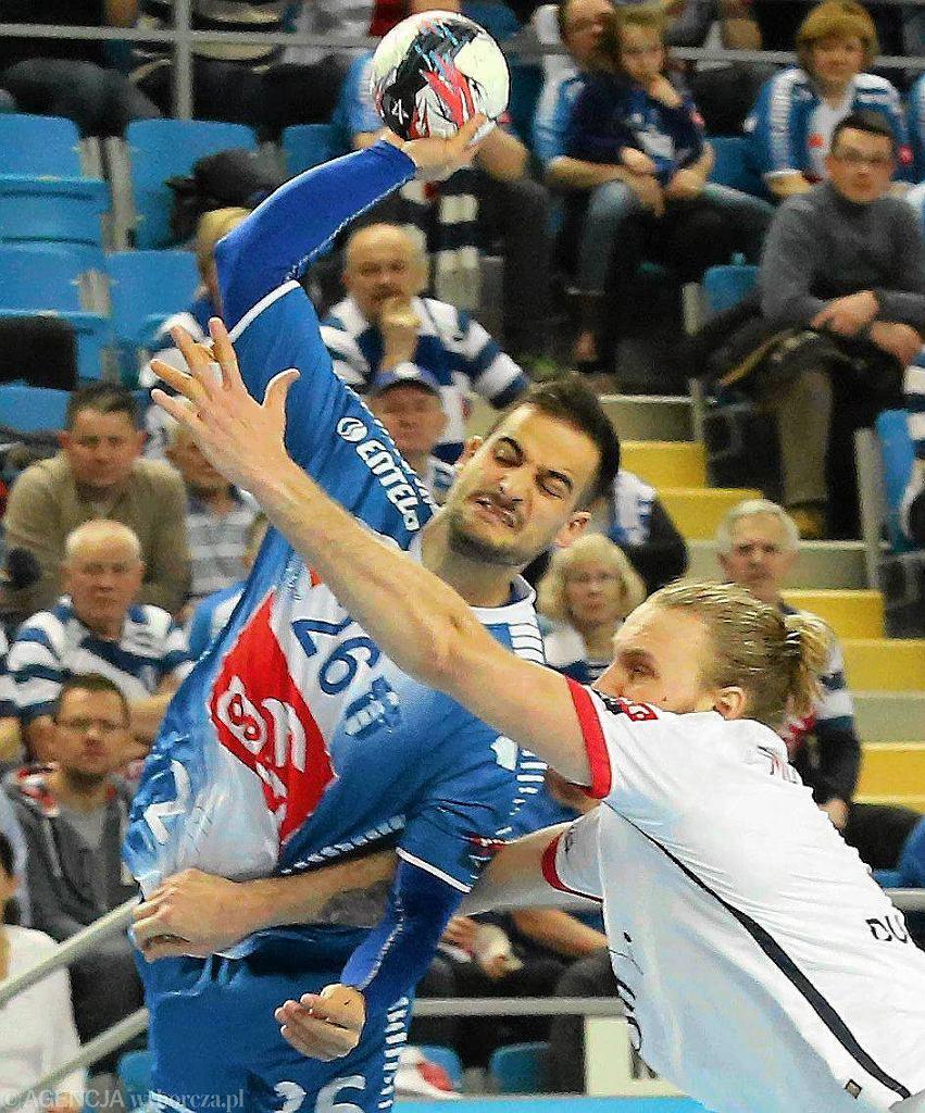 Liga Mistrzów, piłka ręczna. Orlen Wisła Płock - PSG 22:27