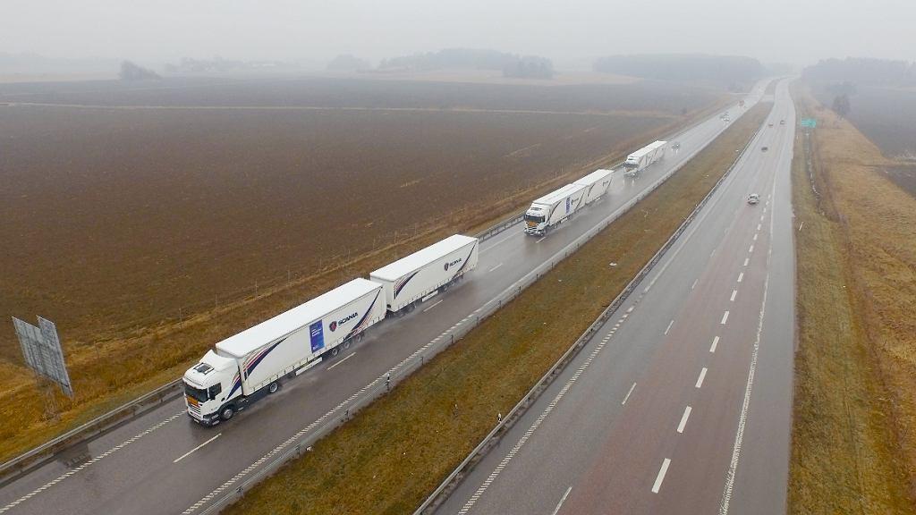 Ciężarówki autonomiczne