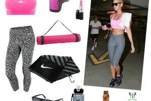 Trening w stylu gwiazd: Amber Rose