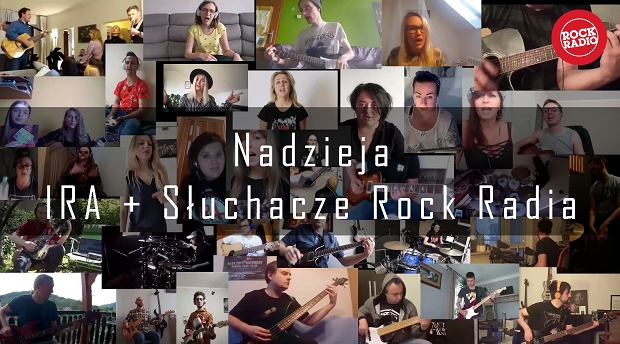 Ira + Słuchacze Rock Radia