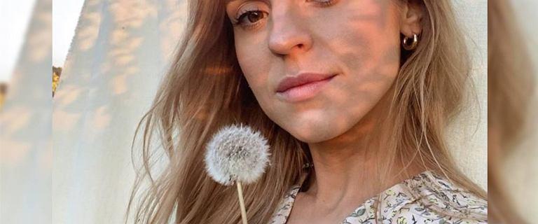 Kasia Tusk w dziewczęcej sukience w kwiaty i w naturalnym makijażu! Sprawdź jej cenę