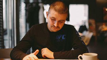 Paweł Kowalik, szef MMA Cartel