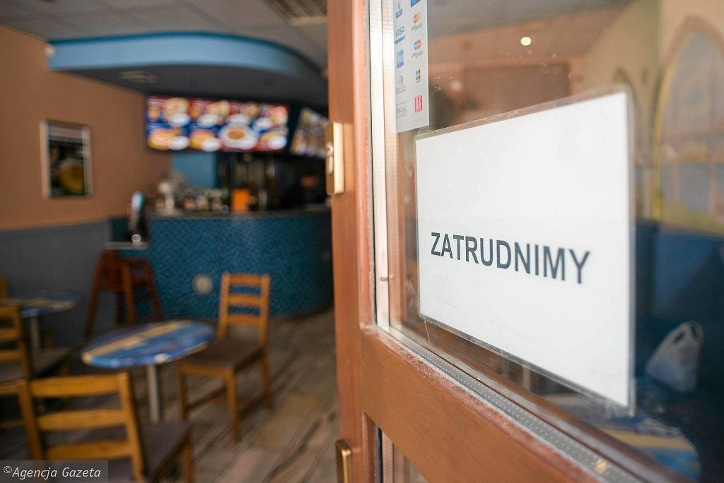 Ogłoszenie o poszukiwaniu pracowników do pracy w Bydgoszczy