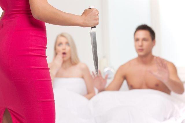 Czy zdrada partnera daje prawo do zemsty?