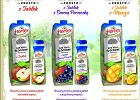 Nowa linia soków Hortex - 100% owocowej natury