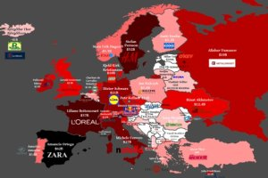 Każde państwo ma swojego Kulczyka. Oto lista 10 najbogatszych Europejczyków