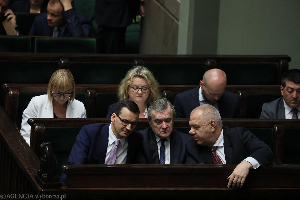 83 Posiedzenie Sejmu VIII Kadencji