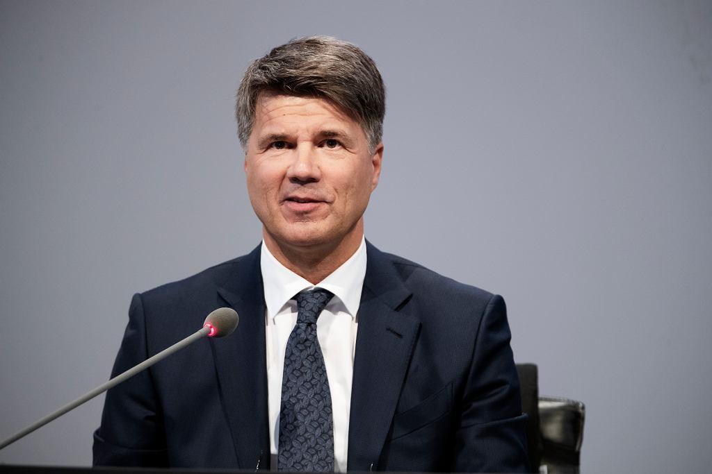 Harald Kruger, Szef BMW ustępuje ze stanowiska