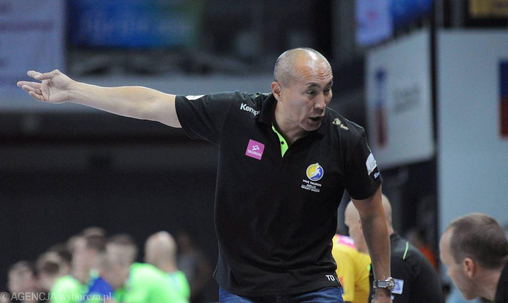 Tałant Dujszebajew, trener Vive Tauron Kielce