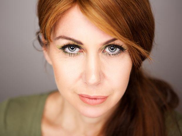Makijaż oczu dla dojrzałych kobiet