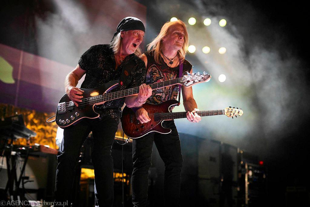 Atlas Arena. Zespół Deep Purple pożegnał się z fanami