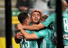 Wystarczyła szybko zdobyta przewaga. Legia bez wysiłku awansowała do II rundy eliminacji Ligi Europy