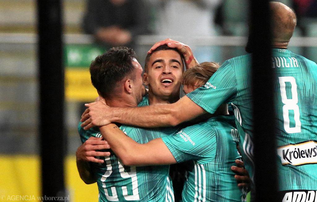Legia - Europa FC 3:0