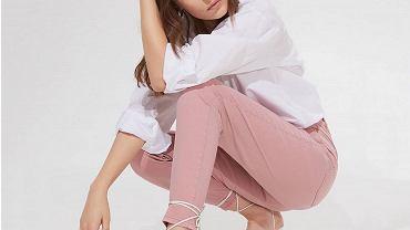 Spodnie z bawełny