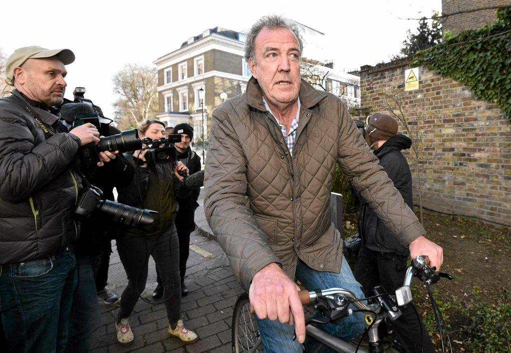 Jeremy Clarkson, były prezenter kultowego programu