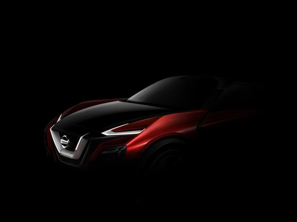 Nowy koncept crossovera Nissana