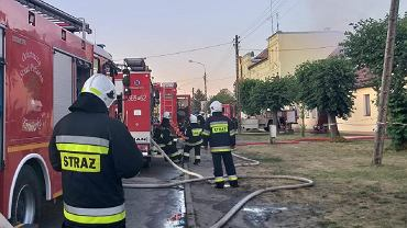 Pożar w Jastrowiu