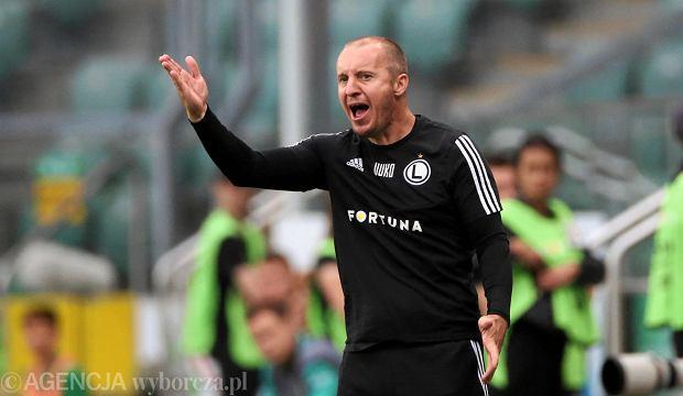 Legia Warszawa odsunęła zawodników do rezerw. Jednego z wielką pensją