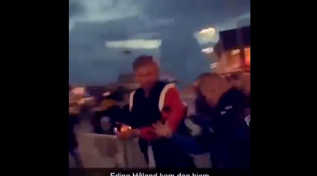 Haaland został wyrzucony z nocnego klubu w Norwegii