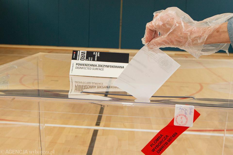 Wybory prezydenckie w Rzeszowie (zdjęcie ilustracyjne)