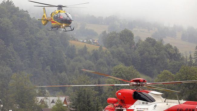 IMGW tłumaczy, dlaczego nie wydało ostrzeżenia przed burzami w Tatrach. Zginęły cztery osoby