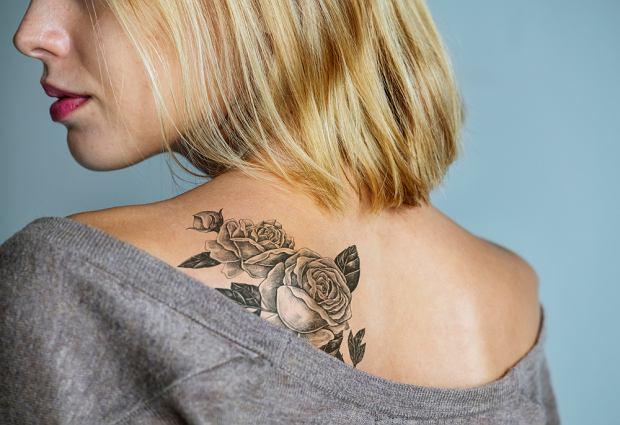 Wzory Tatuaży Postacie Poradnik Kobiety