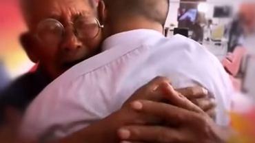 Odzyskał syna po 58 latach