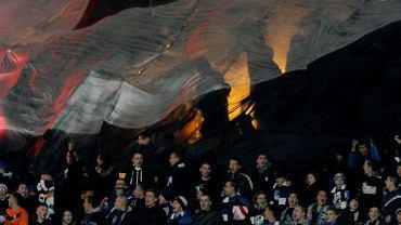 Race na meczu Zawisza - Legia