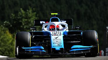 nMotor Racing - Formula One World Championship - Belgian Grand Prix - Practice Day - Spa Francorchamps, Belgium