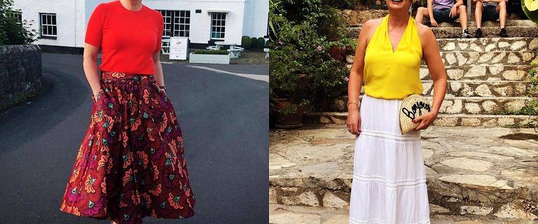 18 spódnic na lato dla kobiet po 50-tce! Wszystkie za mniej niż 150 zł! Wolisz wzorzyste czy jednolite?