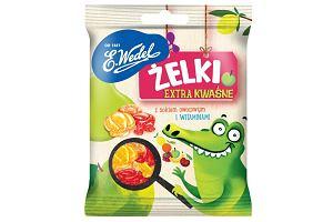 Nowe słodkości dla dzieci od E.Wedel