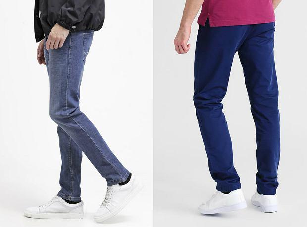 Spodnie męskie na lato 2017. Sprawdź jakie spodnie nosić w chłodniejsze dni
