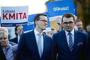 Wybory. 2018. Mateusz Morawiecki kusi w Olkuszu: Ze wsparciem rządu to może być złote miasto