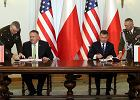 """Umowa o wzmocnionej współpracy obronnej z USA podpisana. Duda: """"Przełomowe porozumienie"""""""