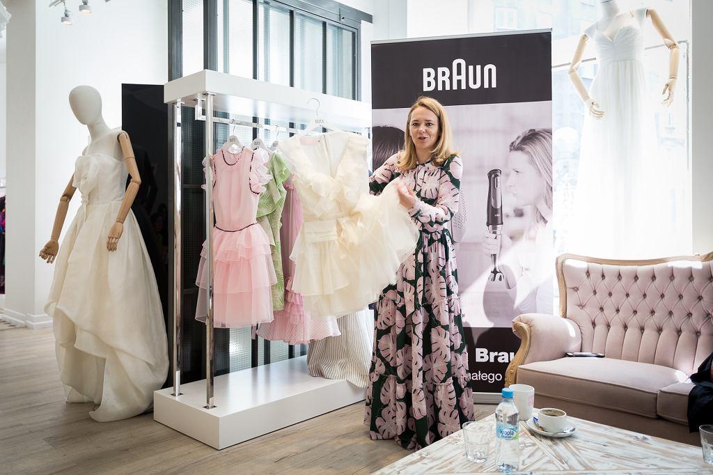 Współpraca Braun z BIZUU to wyjątkowe połączenie technologii z modą