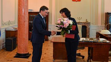Dr Anna Dalkowska nowym wiceministrem sprawiedliwości/ Ministerstwo Sprawiedliwości