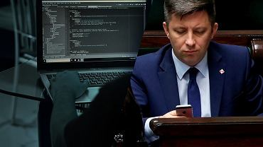 Michał Dworczyk.
