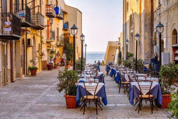 Slow Sicily: prawdziwe włoskie jedzenie