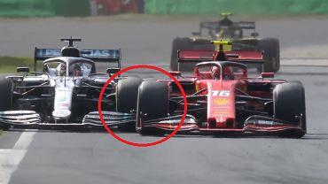 Walka Leclerca z Hamiltonem